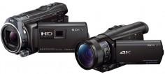 Videokameras un piederumi