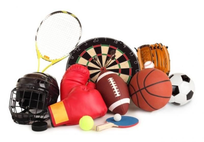 Sporta preces