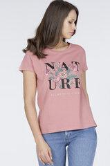 T-krekls sievietēm Cross cena un informācija | T-krekli sievietēm | 220.lv