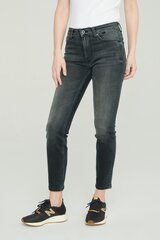 Piegulošas elastīgas džinsa bikses cena un informācija | Bikses sievietēm | 220.lv