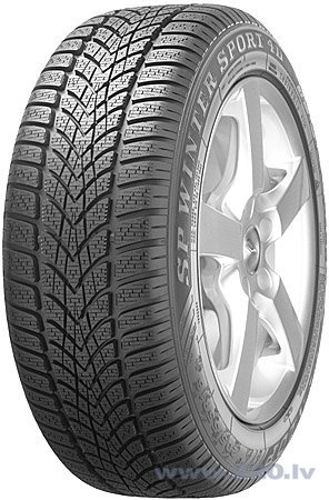 Dunlop SP Winter Sport 4D 225/55R16 99 H XL MFS