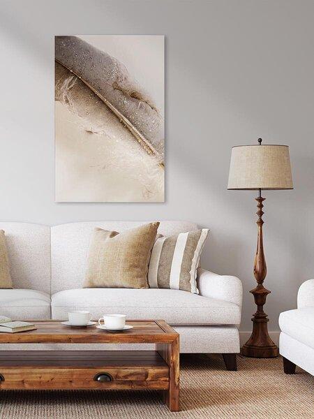 Foto glezna Ūdens pilieni, 50x70cm atsauksme