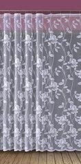 Aizkaru materiāls Flowers cena un informācija | Aizkari | 220.lv