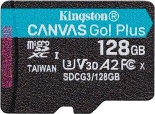 Kingston SDCG3/128GB cena un informācija | USB Atmiņas kartes | 220.lv