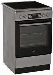 Electric stove Whirlpool WS5V8CCX/E cena un informācija | Electric stove Whirlpool WS5V8CCX/E | 220.lv