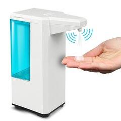 Automātiskā šķidruma tvertne dezinfekcijas līdzekļiem Promedix PR-470, 500 ml cena un informācija | Aizsargbarjeras, dezinfekcijas līdzekļu dozatori | 220.lv