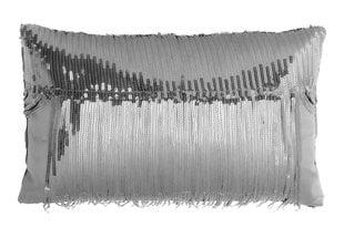 Dekoratīvais spilvens Winteria Salsa Silver cena un informācija | Dekoratīvais spilvens Winteria Salsa Silver | 220.lv