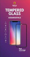 Mocco Full Face / Full Glue Tempered Glass Aizsargstikls Pilnam Ekrānam Samsung Galaxy A22 5G Melns cena un informācija | Mocco Full Face / Full Glue Tempered Glass Aizsargstikls Pilnam Ekrānam Samsung Galaxy A22 5G Melns | 220.lv