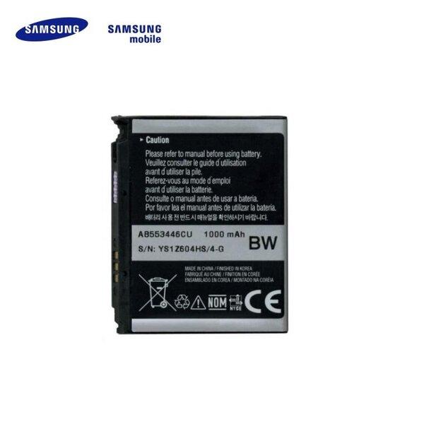 Samsung AB553446CE Oriģināls Akumulators F480 F488 Li-Ion 1000mAh (M-S Blister)