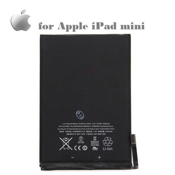 Apple iPad mini Оригинальный аккумулятор APN 616-0688 16.5Whr Li-Ion 4400mAh (Internal OEM) цена и информация | Akumulatori mobilajiem telefoniem | 220.lv