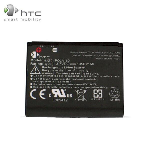 HTC BA S240 Oriģināls Akumulators P3650 P860 Orbit 2 Li-Ion 1350mAh Pola160 (M-S Blister)