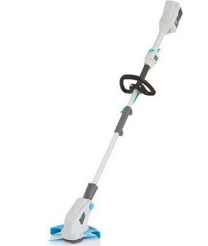 Redback zāles pļāvējs EB137C + trimmeris EB310D + 2x2 Ah akumulators dārza darbarīkiem + lādētājs dārza darbarīkiem EBC05 cena