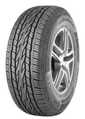 Continental ContiCrossContact LX 2 255/60R17 106 H FR M+S cena un informācija | Continental ContiCrossContact LX 2 255/60R17 106 H FR M+S | 220.lv