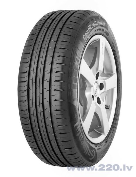 Continental ContiEcoContact 5 165/60R15 77 H