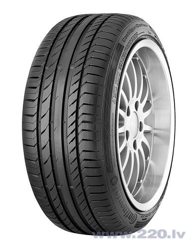 Continental ContiSportContact 5 225/45R17 91 W ROF SSR