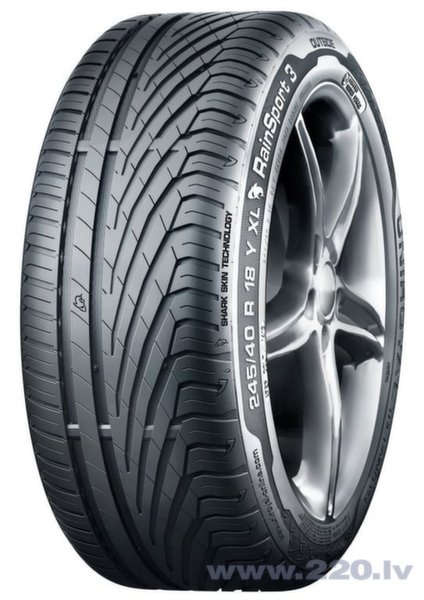 Uniroyal RAINSPORT 3 245/45R18 100 Y XL FR