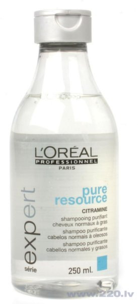 Šampūns L'Oreal Professionnel Paris Série Expert Pure Resource 250 ml