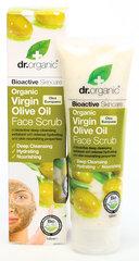 Skrubis sejai Dr. Organic Virgin Olive Oil 125 ml