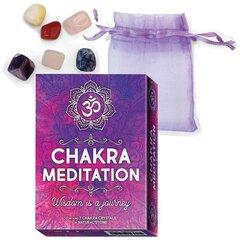 Набор для медитации Lo Scarabeo Chakra цена и информация | Набор для медитации Lo Scarabeo Chakra | 220.lv