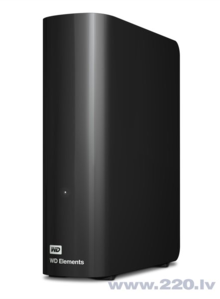 WD Elements 4TB USB3.0 (WDBWLG0040HBK)