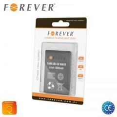 Forever аналоговый аккумулятор для Samsung S8600 Wave 3 i8150 S5690 1600 mAh HQ EB484659VU цена и информация | Аккумуляторы для мобильных телефонов | 220.lv