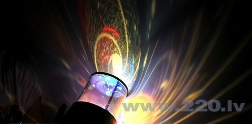 Projektors Universe master