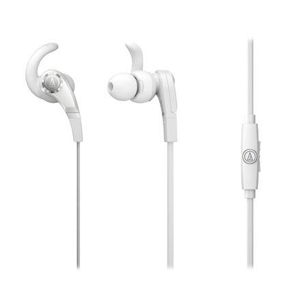 Austiņas Audio Technica SonicFuel ATH-CKX7iSWH, baltas