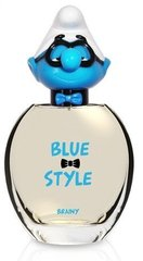 Tualetes ūdens The Smurfs Blue Style Brainy edt 100 ml
