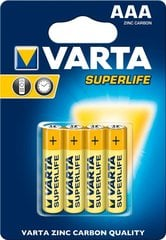 Varta AAA B4 Superlife