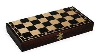 Galda spēle šahs-dambretes Magiera, 34 x 35 cm