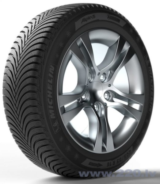 Michelin Alpin A5 225/60R16 102 H XL