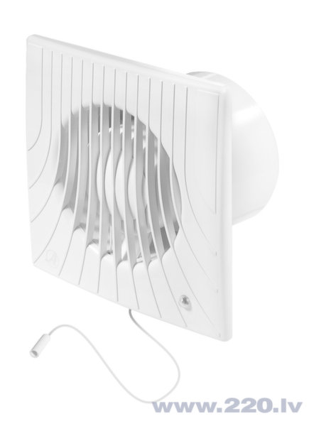 Nosūces ventilators Awenta WA120W