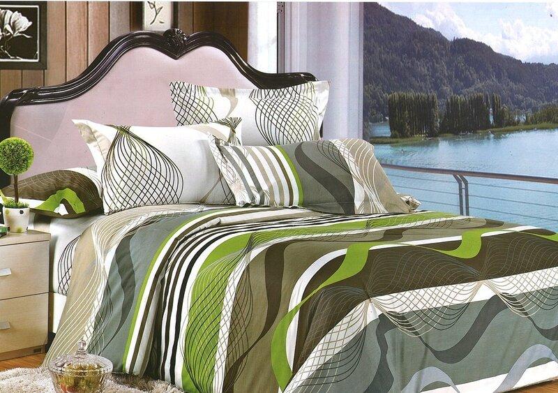 Комплект постельного белья Dekoria, 3 части