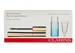 Комплект Clarins Mascara Wonder Perfect Gift