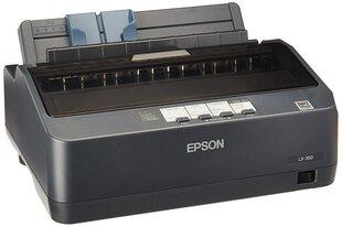 Epson LX-350 / melnbalts cena un informācija | Printeri un daudzfunkcionālās ierīces | 220.lv