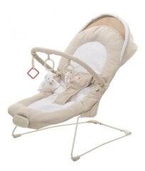 Bērnu šūpuļkrēsliņš Britton Polar Bear cena un informācija | Bērnu šūpuļkrēsliņi | 220.lv