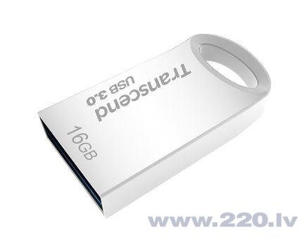 Transcend memory USB Jetflash 710s 16GB (Silver) USB 3.0 Water/shock/dust proof