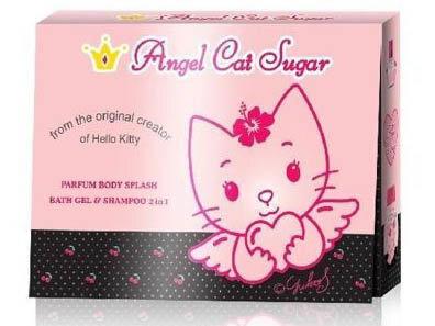 Комплект Hello Kitty Melon: edp 20 мл + гель для душа 250 мл цена и информация | Bērnu smaržas | 220.lv