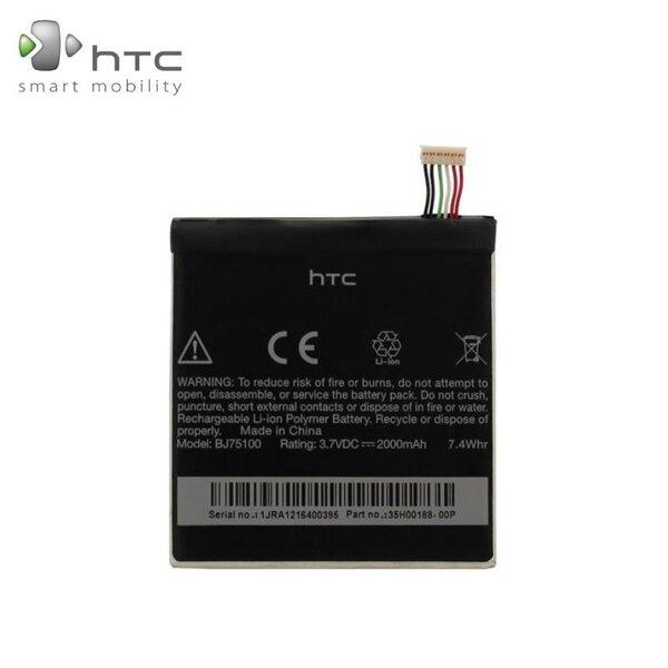 HTC BJ75100 Oriģināls Akumulators EVO 4G LTE / One XC One XS 2000mAh Li-Pol (M-S Blister)