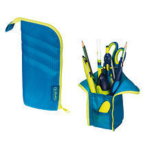 Penālis Herlitz my.Case blue/lemon 11359908