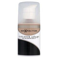 Tonālais krēms Max Factor Colour Adapt, 34 ml cena un informācija | Tonālais krēms Max Factor Colour Adapt, 34 ml | 220.lv