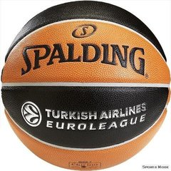 Basketbola bumba Spalding Euroleague