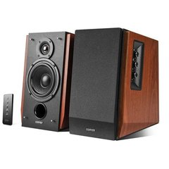 Edifier Studio R1700BT 2.0 Bluetooth Speakers/ 66W RMS/ Remote Control/ Bluetooth and Dual Analogue (RCA) Audio Inputs