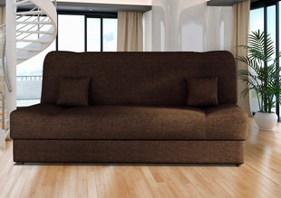 Dīvāns Jas, brūns