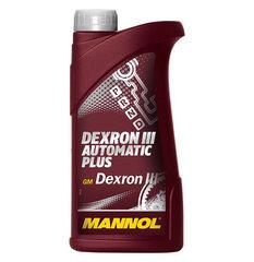 Mannol Dexron III Automatic Plus цена и информация | Масла для других деталей автомобиля | 220.lv