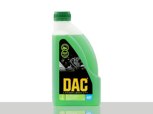"Антифриз ""DAC Heavy Duty"" -40C"