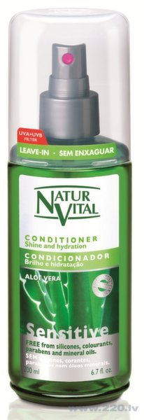 Kondicionieris Natur Vital Sensitive 200 ml