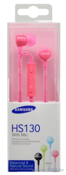 Austiņas Samsung EO-HS1303, Rozās