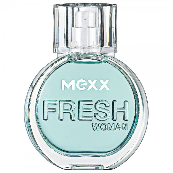Tualetes ūdens Mexx Fresh Woman edt 15 ml