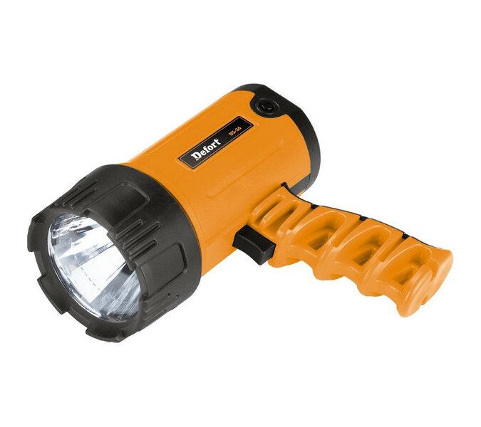 Lukturis, uzlādējams Defort DDL-36D